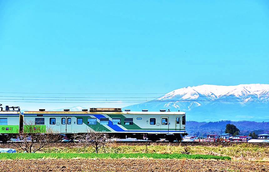地元では「あぶきゅう」の愛称で親しまれている阿武隈急行線です。